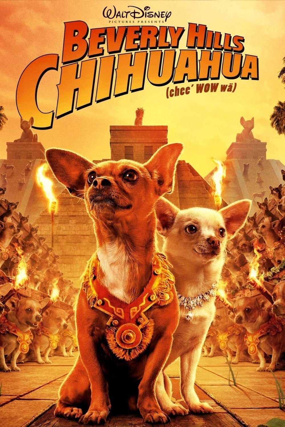 click image to watch Beverly Hills Chihuahua (2008) | wOw | Pinterest