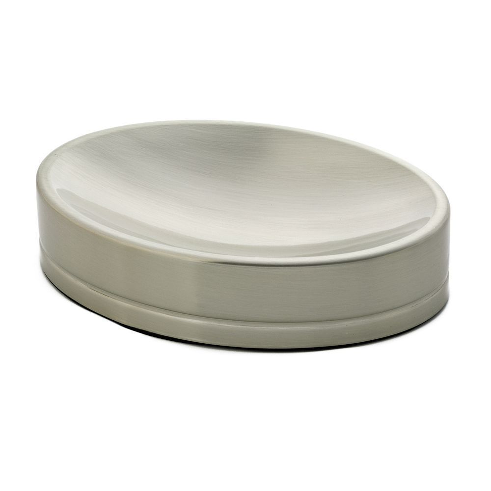 Sonoma Goods For Life Brushed Nickel Soap Dish Sonoma Goods For Life Metal Construction Dish Soap