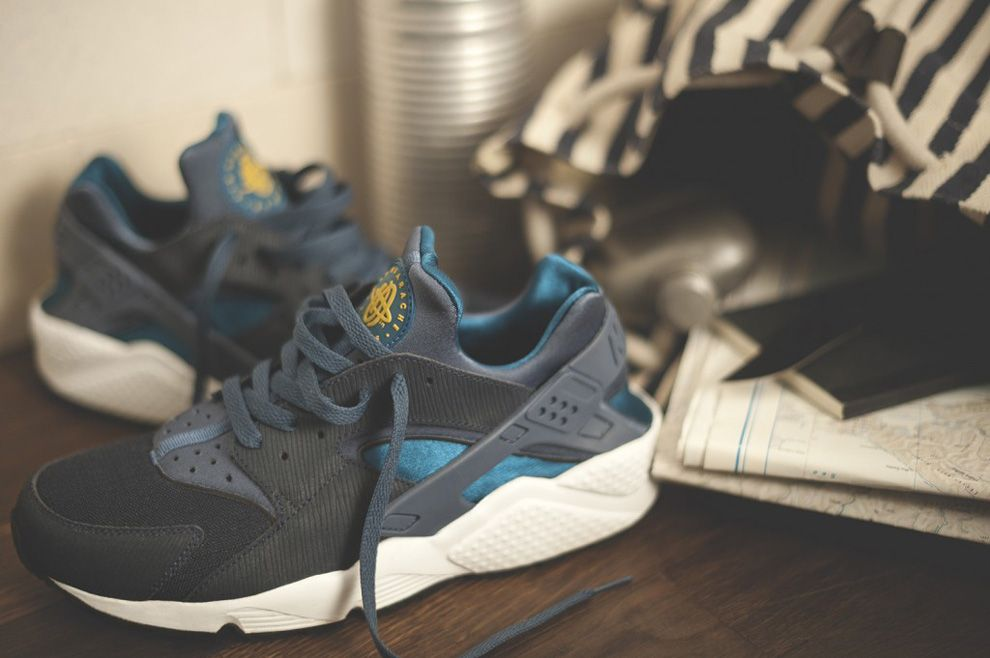 "2df8a73362f1 Size  x Nike ""Navy†Pack (Air Huarache"