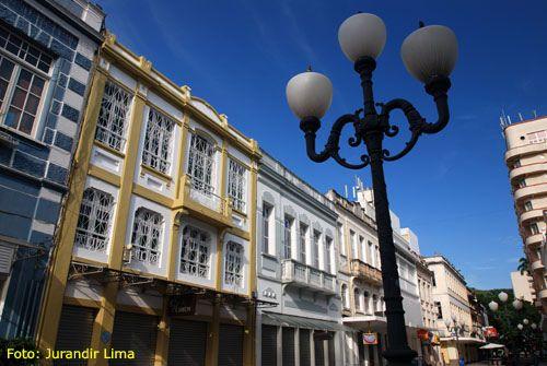 Florianópolis (SC) - Brasil - Rua Felipe Schmidt