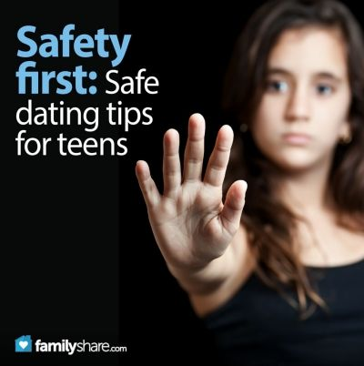 First teenage dating tips
