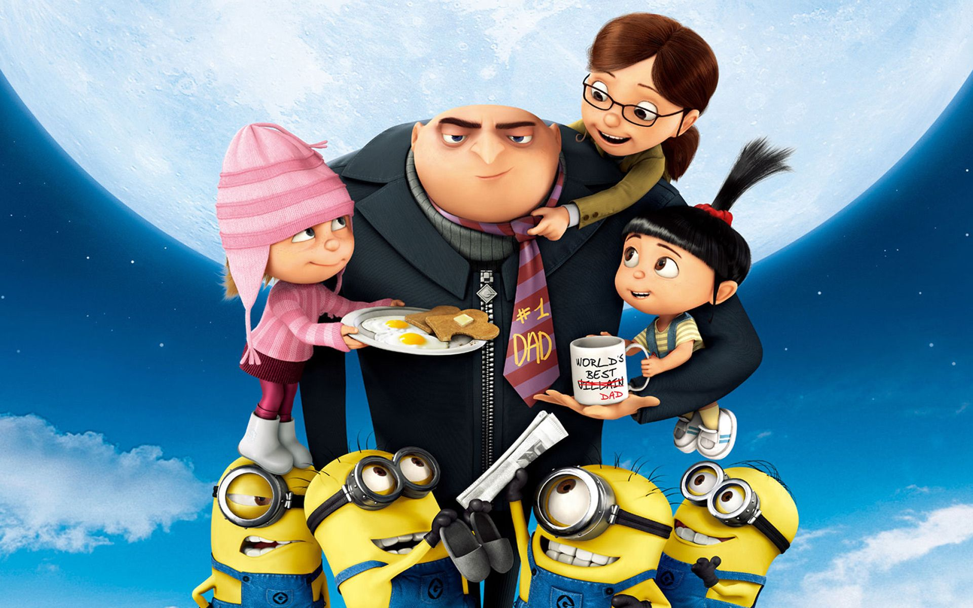 5 Children S Shows With Adoption Themes Minions Despicable Me