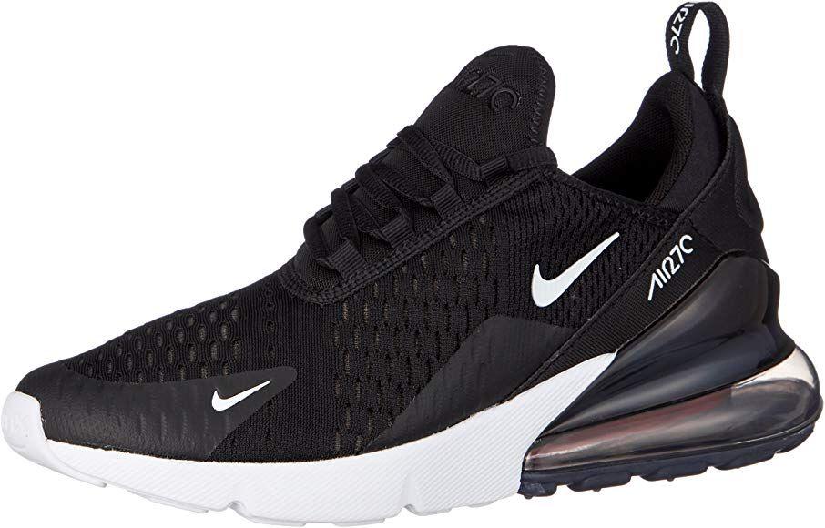 Nike Herren Air Max 270 Gs Sneakers Schwarz Black White Anthracite 001 39 Eu Amazon De Schuhe Handtaschen Laufschuhe Nike Und Sportschuhe