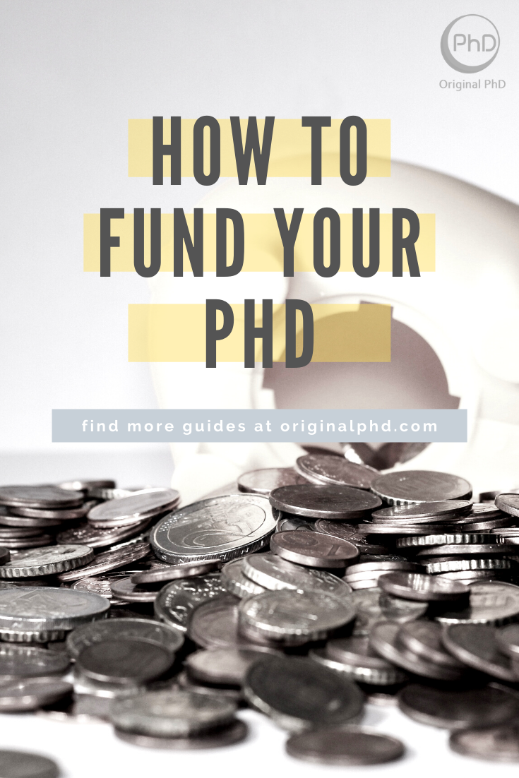 How To Fund Your Phd Quote Education Funding Dissertation