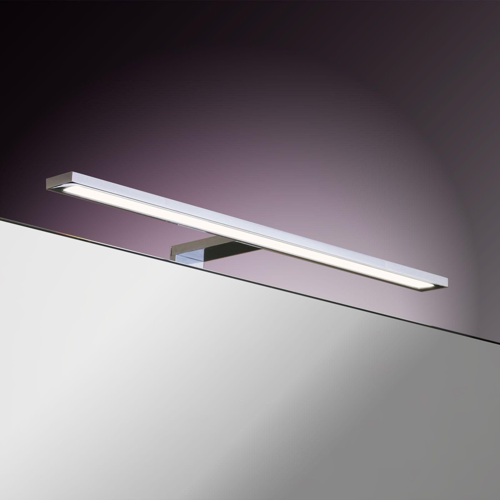led spiegelleuchte milano40spiegel  spiegel lampe