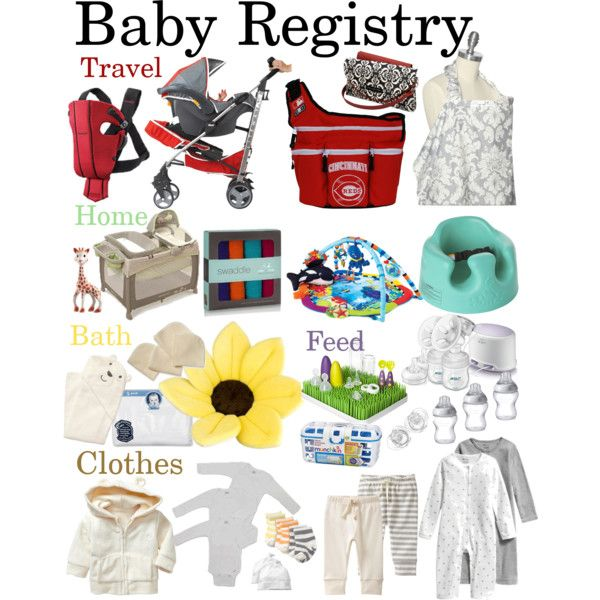Baby Registry Baby registry, Babies and Pregnancy - baby registry checklists