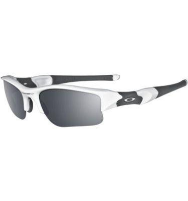 Oakley Flak Jacket White Frame
