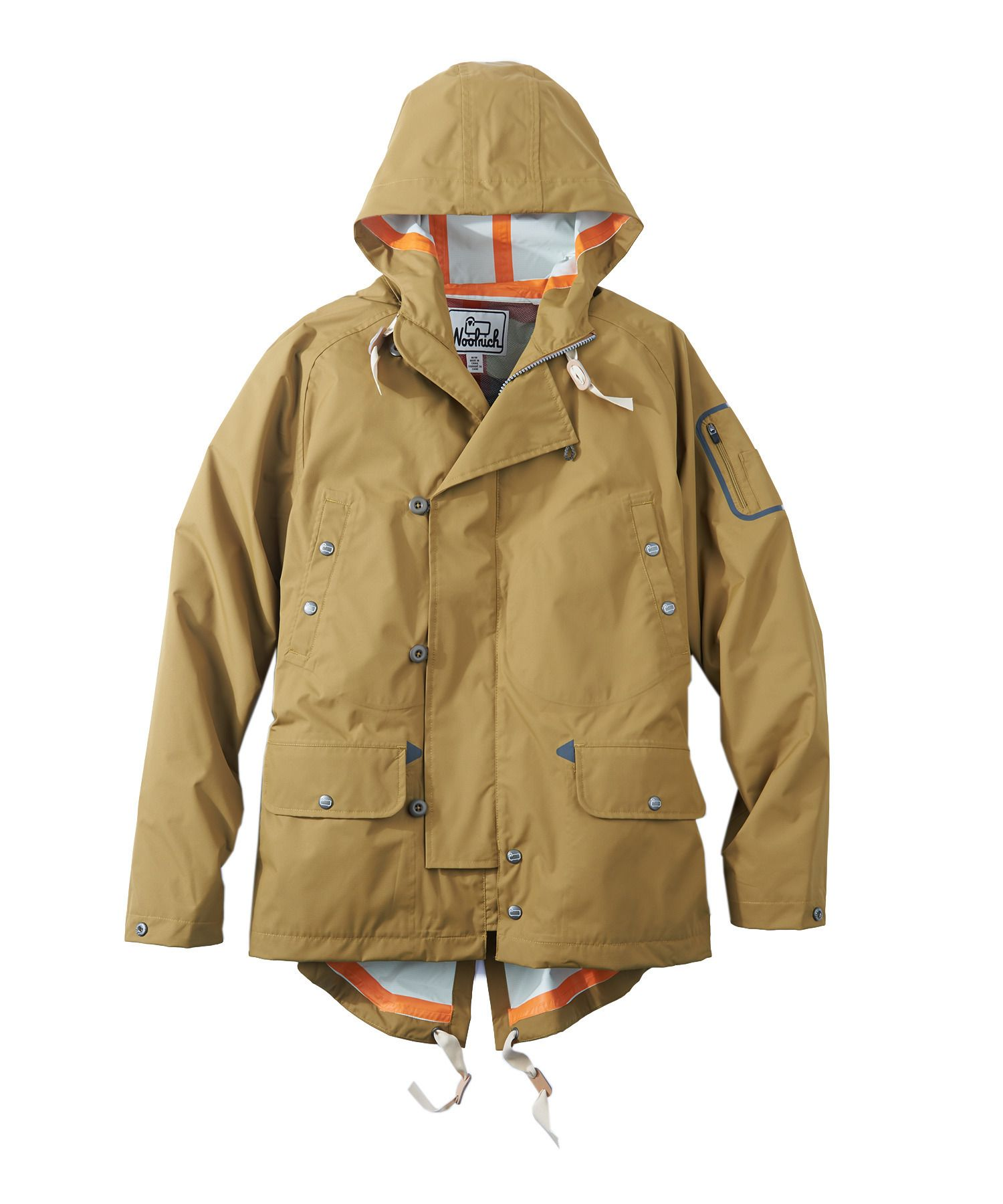 0ff520c314e Men's Kodiak WPB Raincoat by WOOLRICH® The Original Outdoor Clothing ...