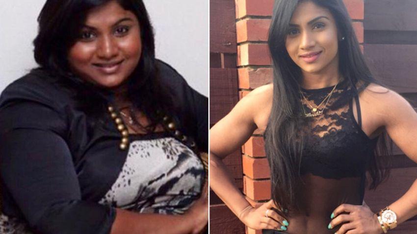 Arisa cox weight loss