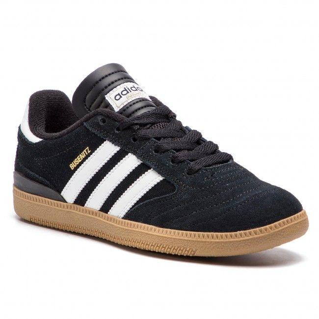 Pantofi adidas Busenitz J B72774 CblackFtwwhtGoldmt | My