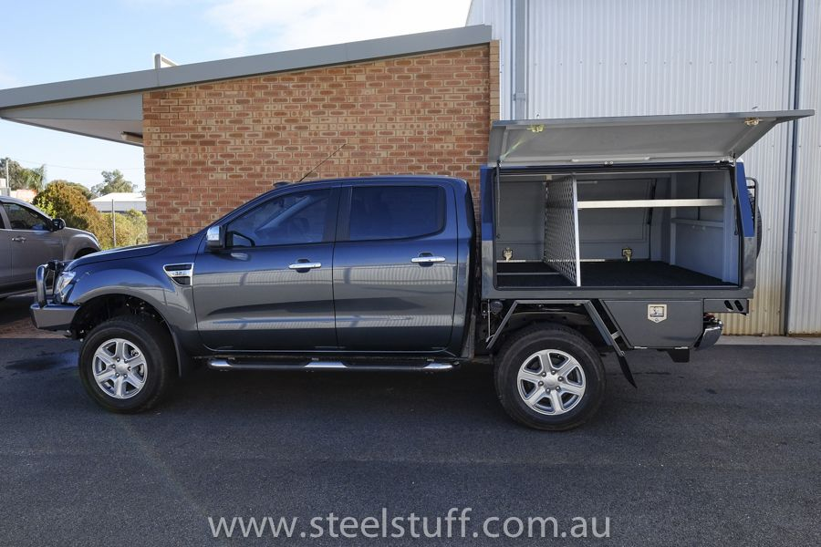Dual Cab Ranger Canopy Body 4 Of 6 Quick Saves