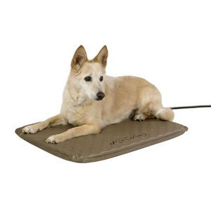 K H Pet Products Lectro Soft Medium Heated Pet Bed Mills Fleet
