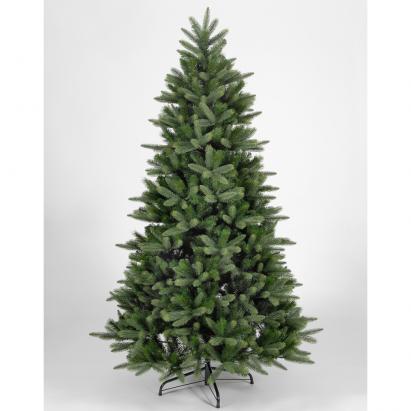 230cm7ft 6in mont blanc pine pe christmas tree xmas
