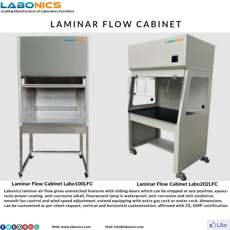 Laminar Air Flow LAF02 Lemari, Universitas, Sekolah