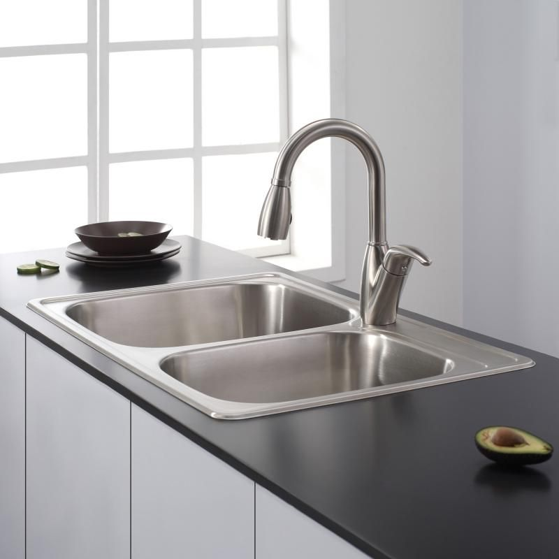 Top Mount Stainless Steel Kitchen Sinks Check more at https ...