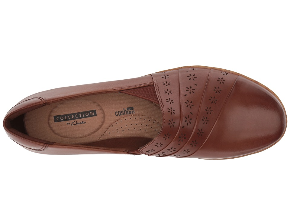 45a4b899b04df Clarks Everlay Uma Women's Shoes Dark Tan   Products   Loafer shoes ...
