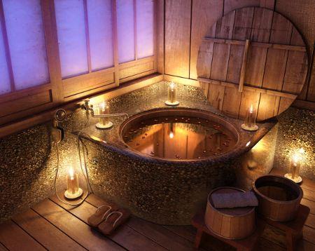 baños rusticos modelos - Buscar con Google MADERA Pinterest