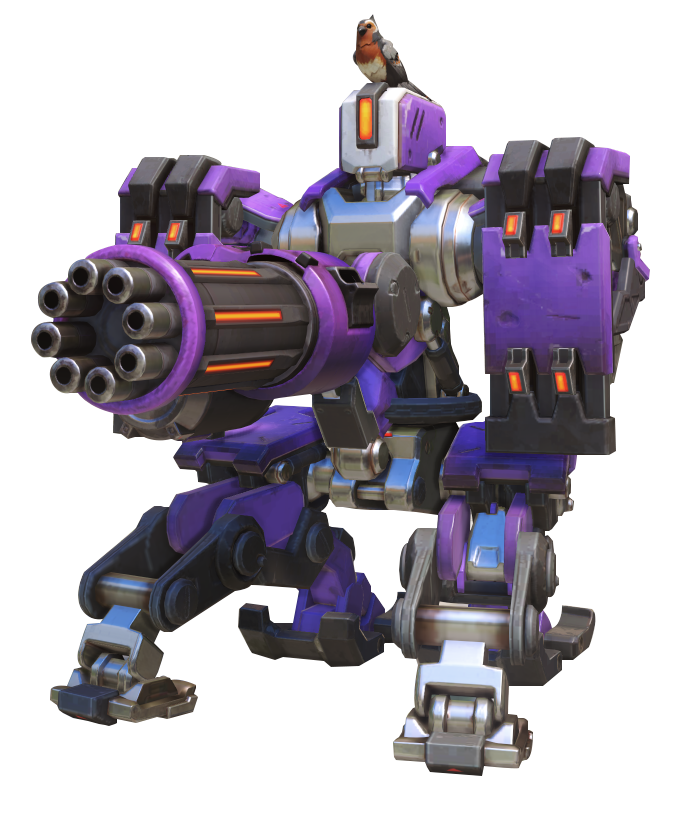 Overwatch Bastion Null Sector Render By Akaniya Overwatch Wallpapers Ryu Street Fighter Overwatch Bastion