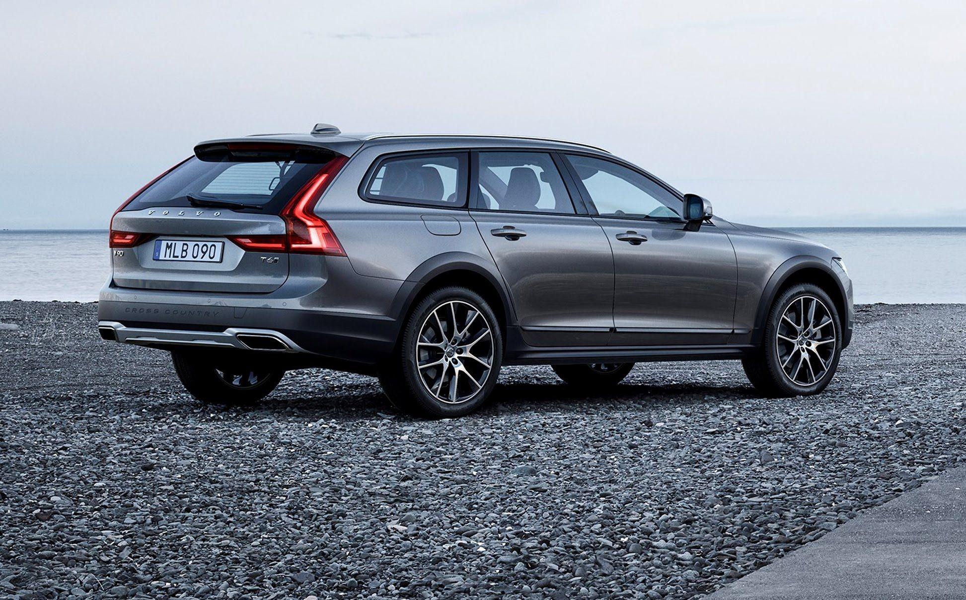 2017 Volvo V90 Cross Country Auto S En Motoren Motor Auto S
