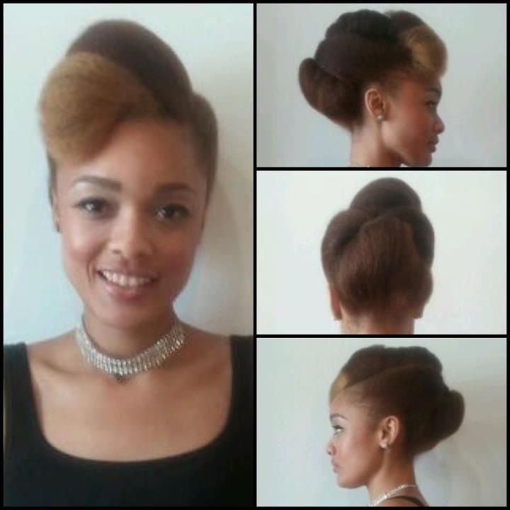 Tremendous 1000 Images About Afro Love 39A Natural Woman39 On Pinterest Short Hairstyles For Black Women Fulllsitofus