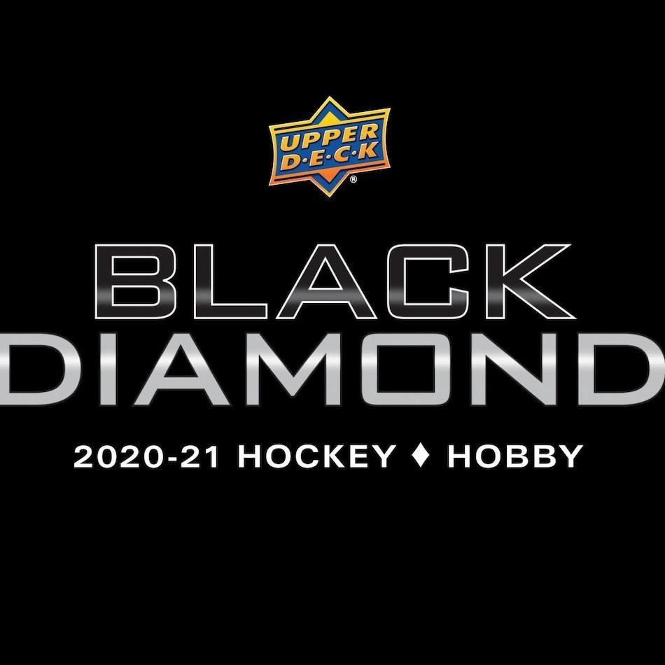 2020 21 Upper Deck Black Diamond Hockey Checklist Date Boxes Odds In 2020 Upper Deck Hockey Cards Hockey
