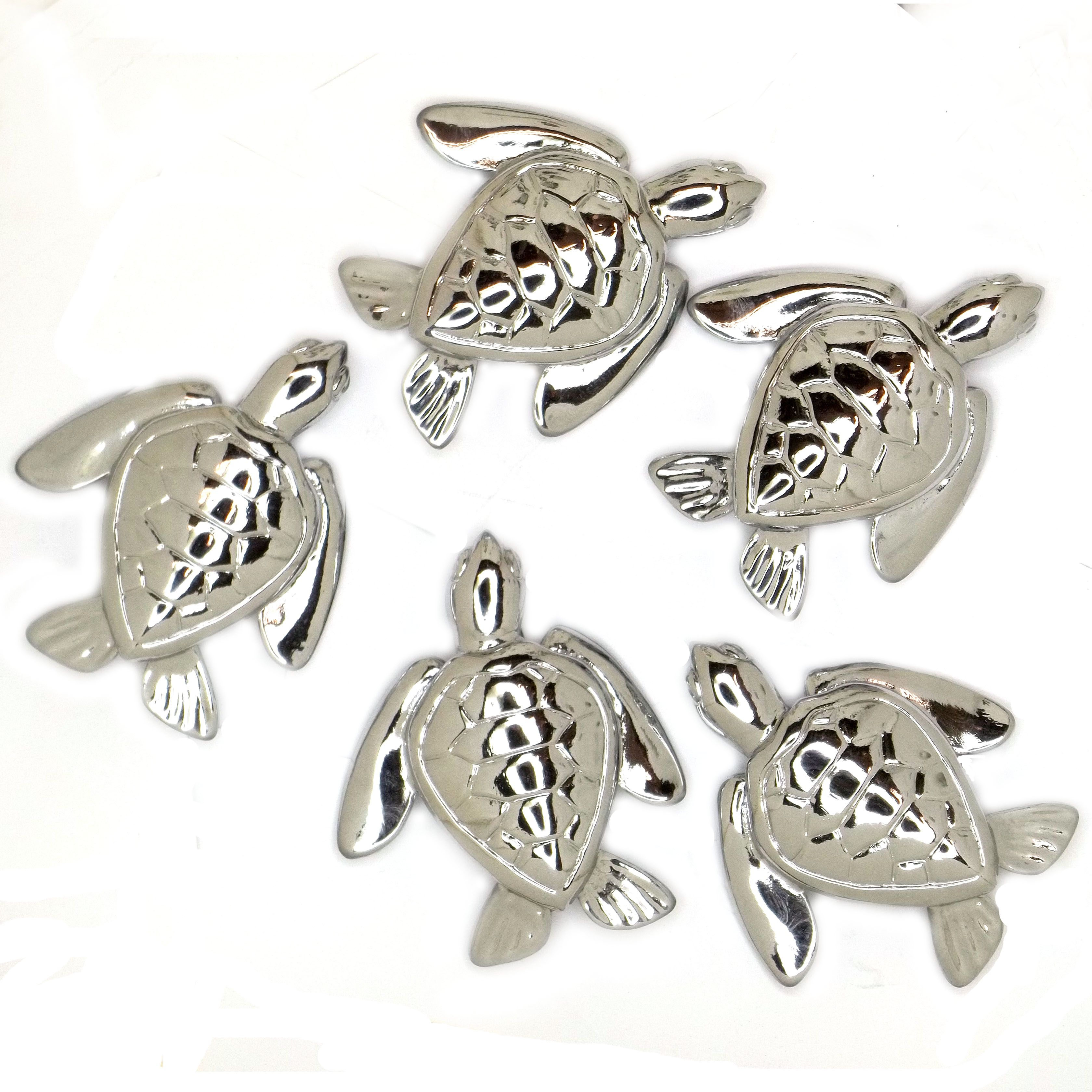Bon Baby Sea Turtle Cabinet Knobs. Cast In Fine Pewter. Finished In Brushed  Nickel, Chrome Or Custom Powder Coat Colors. From The Sea Life Cabinet Knobs  ...