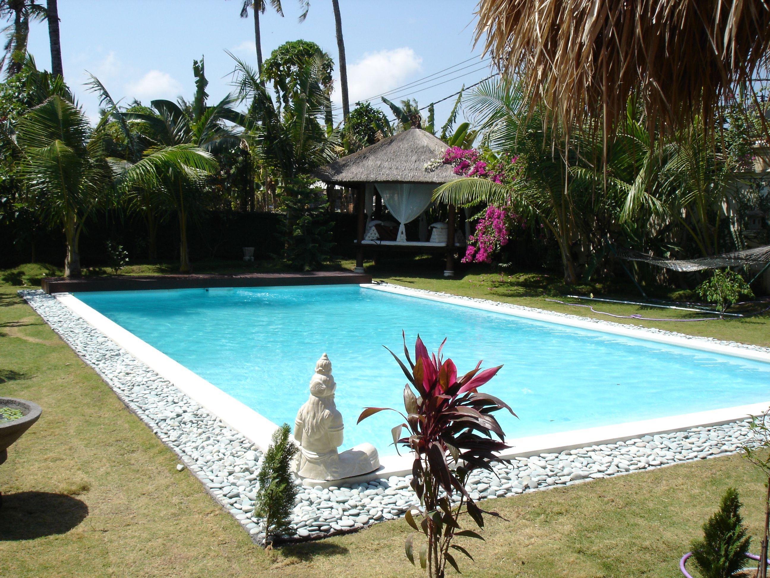 Desjoyaux Bali Pool Project Projects On Bali Island Pinterest