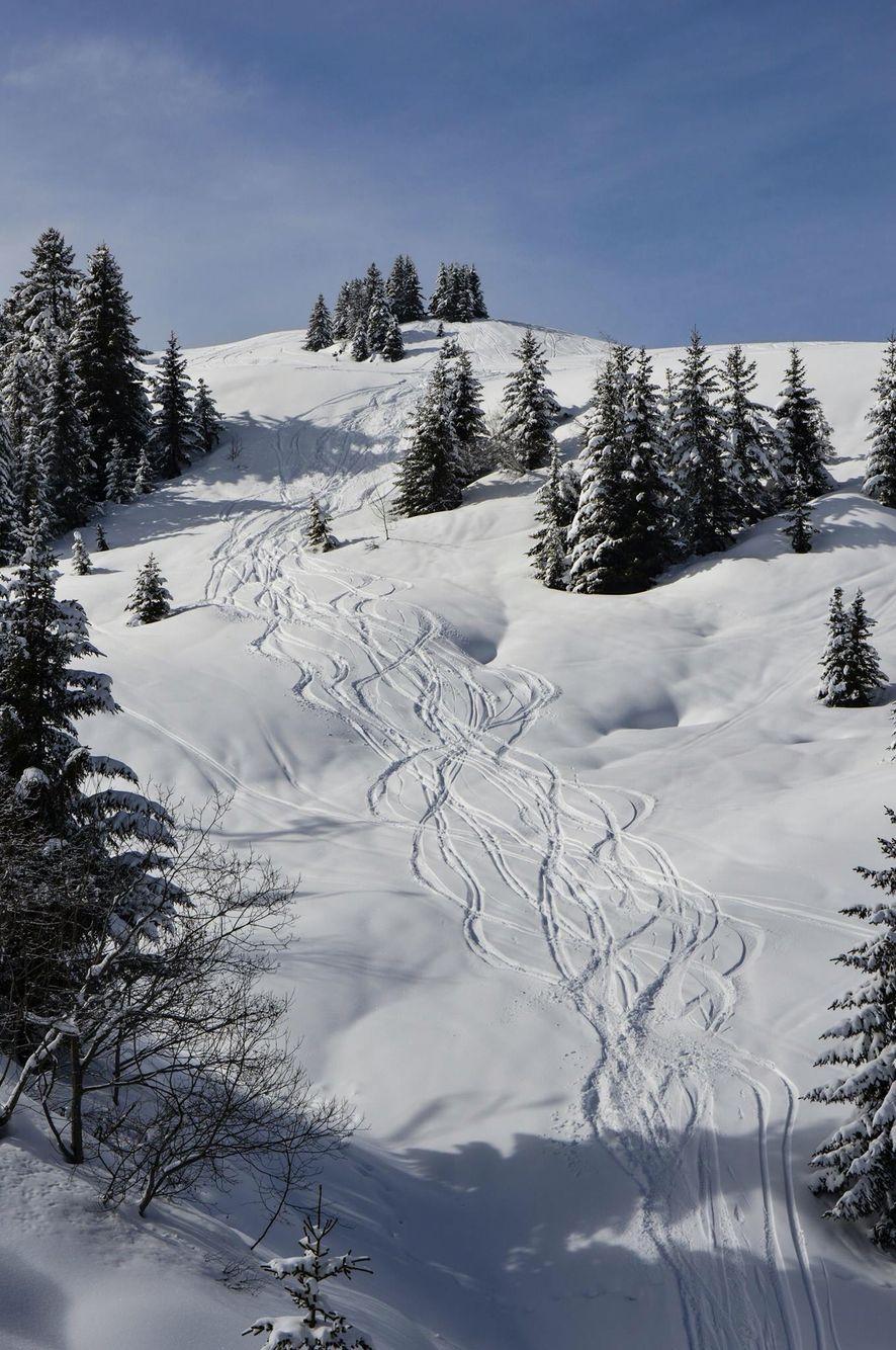Les Saisies Savoie 73 Фрески