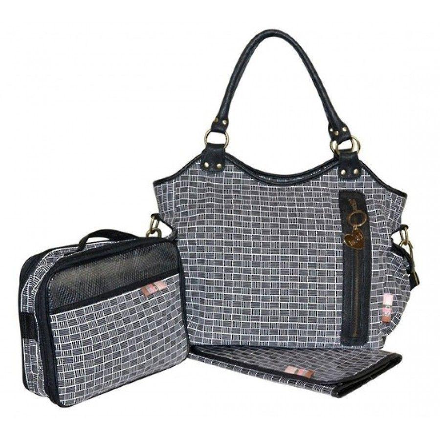 Isoki Hobo Angel - Jasper nappy bag $225 www.babystuff.co.nz