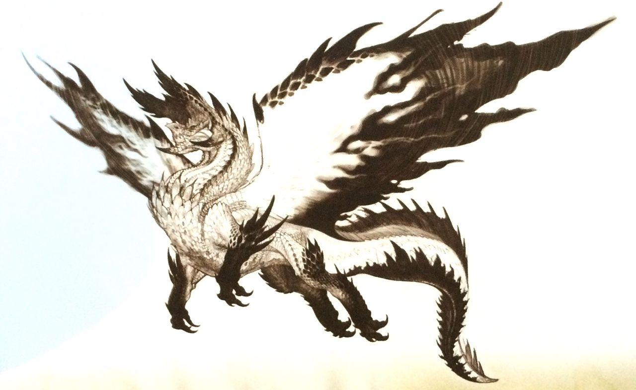 Http May 2chan Net B Src 1473966214498 Jpg Monster Hunter Art