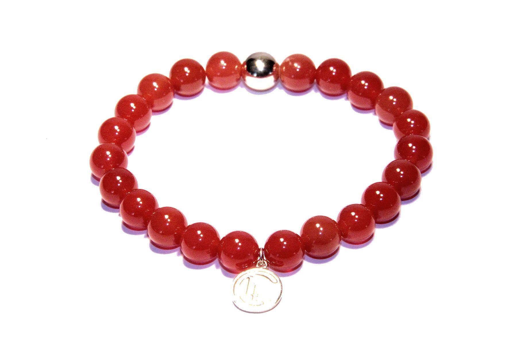 Carnelian k gold bracelet bracelets and gold