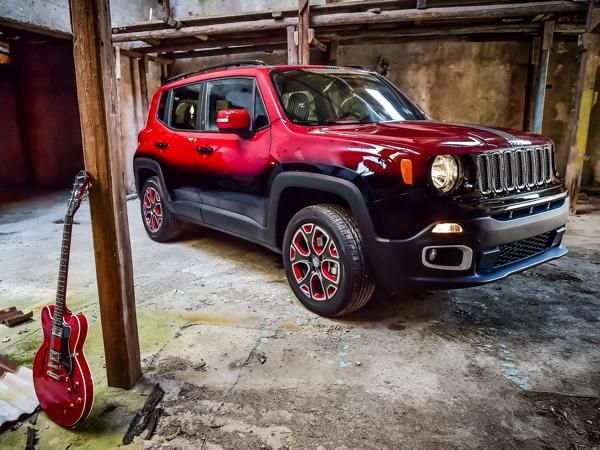 New Car Net Daily Car News Reviews Videos And More Jeep Renegade Custom Jeep Jeep