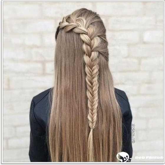 105 Schone Franzosisch Braid Frisuren Fur Sie Long Bob Frisuren