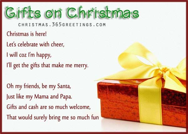 Funny Christmas Poems for Kids and Cards | Funny christmas poems ...