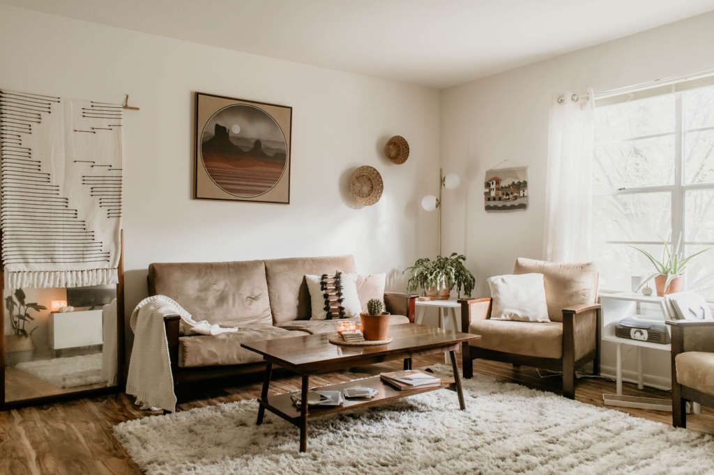 Apartment Therapy On Twitter Home Decor Earthy Living Room Living Room Accessories Living room ideas apartment therapy