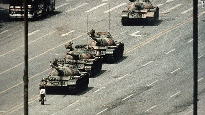 An Astonishing And Defining Image That Captures What Occurred On