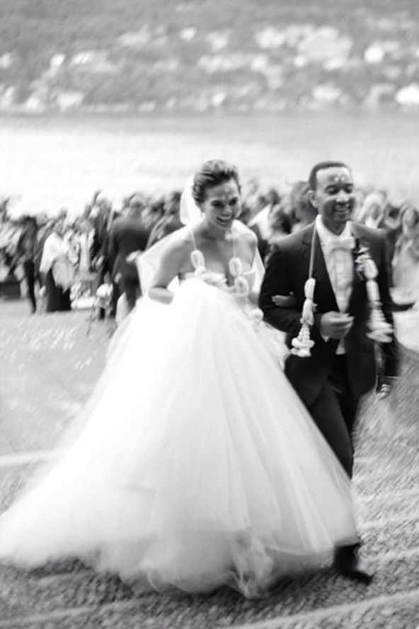 John Legend And Chrissy Teigen Chrissy Teigen Wedding Dress Chrissy Teigen Wedding Chrissy Teigen John Legend