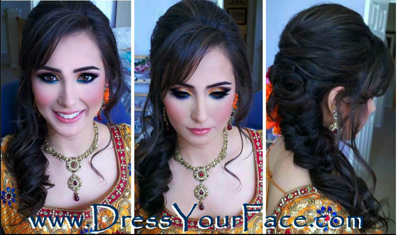 Garba Hair Hairstyles Pinterest Wedding Hair And Makeup