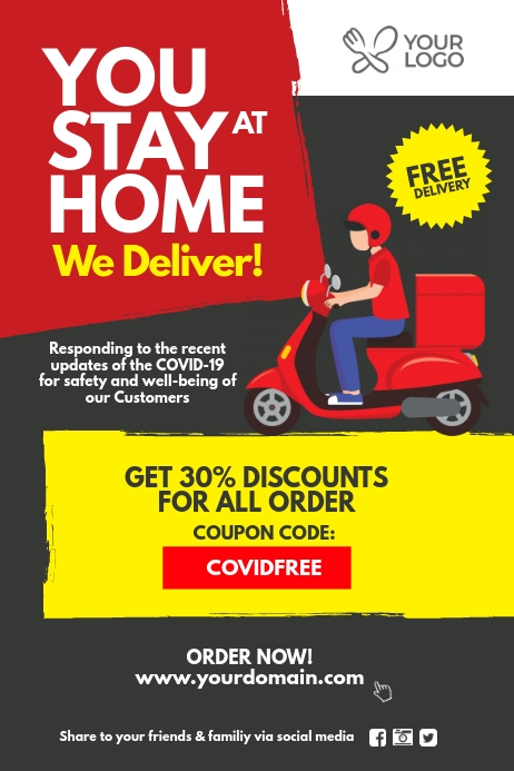 Pin By Aigbe Emmanuel On Delivery Service Restaurant Social Media Food Delivery Business Food Delivery