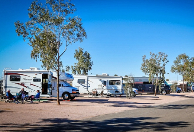 Fiesta Grande RV Resort, An Encore Resort at Casa Grande