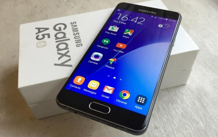 Samsung Galaxy A5 2016 Comes With Quite Impressive Features And Fingerprint Sensor The Device Is Powered By A 1 6 G Samsung Galaxy Samsung Samsung Galaxy A3