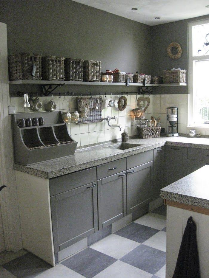 35 id es pour am nager une petite cuisine petite cuisine cuisines et id e. Black Bedroom Furniture Sets. Home Design Ideas