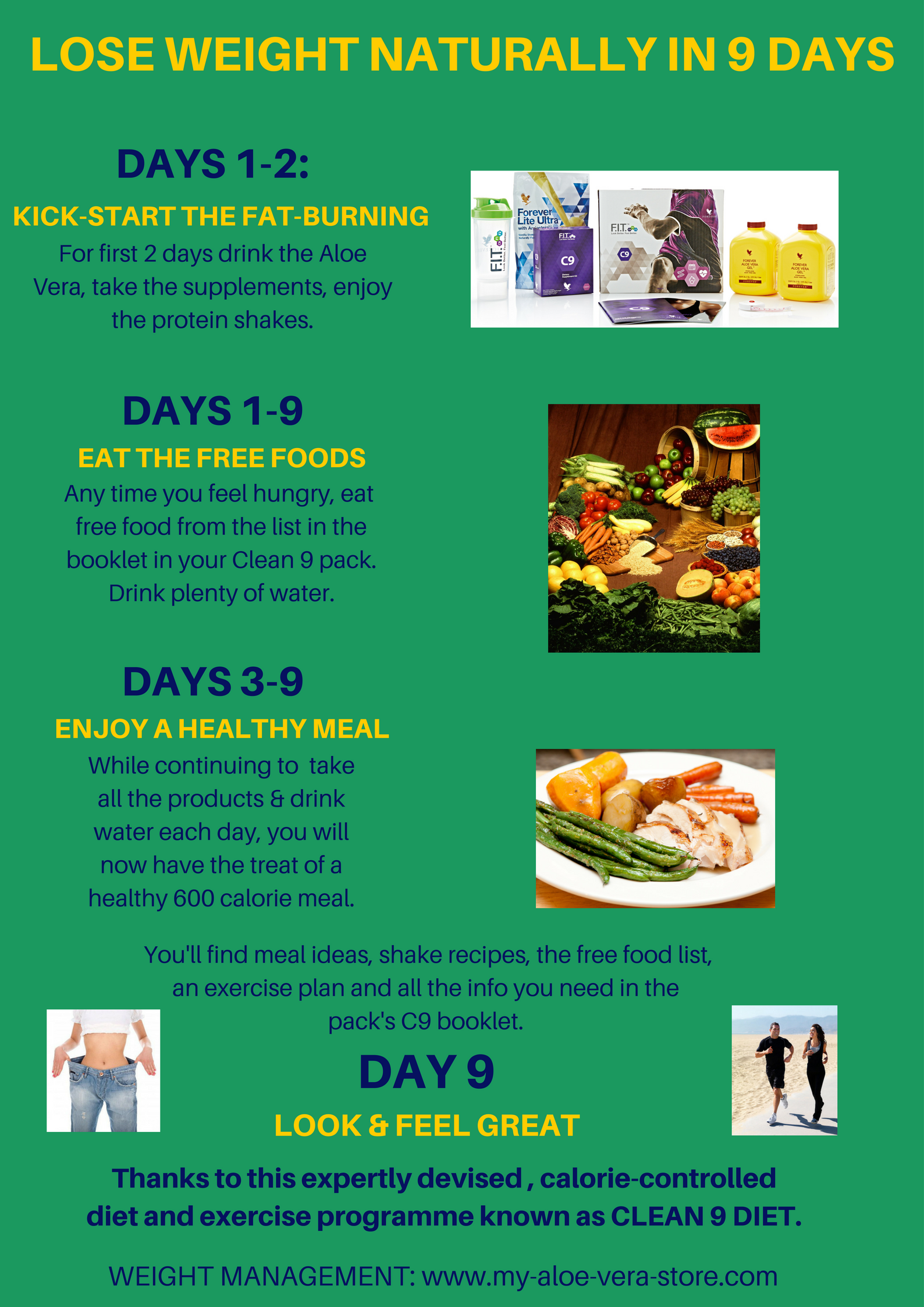 60 day weight loss meal plan