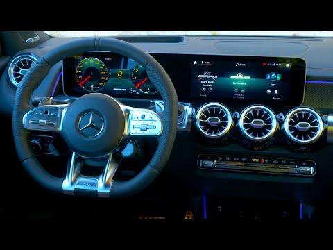 2 2020 Mercedes Amg Glb 35 Interior Youtube Mercedes Benz Suv Mercedes Mercedes Suv