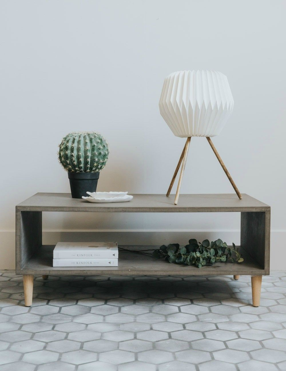 sweetlooking unique coffee table. Concrete Coffee Table More  Pinteres