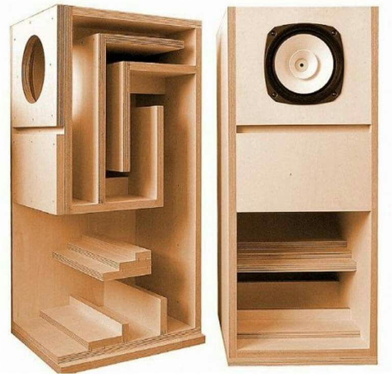 Fostex Speaker Box Design Speaker Design Speaker Box