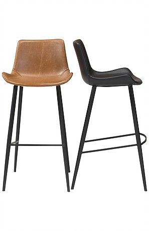 Buy Bar Stools From Dan Form Denmark And Get Exclusive Danish Design In Top Quality C Comfortable Bar Stools Bar Stools Kitchen Island Danish Furniture Design