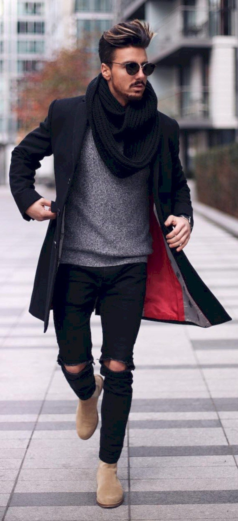 b31cbaff1f5 41 Super Casual Winter Outfit for Modern Men