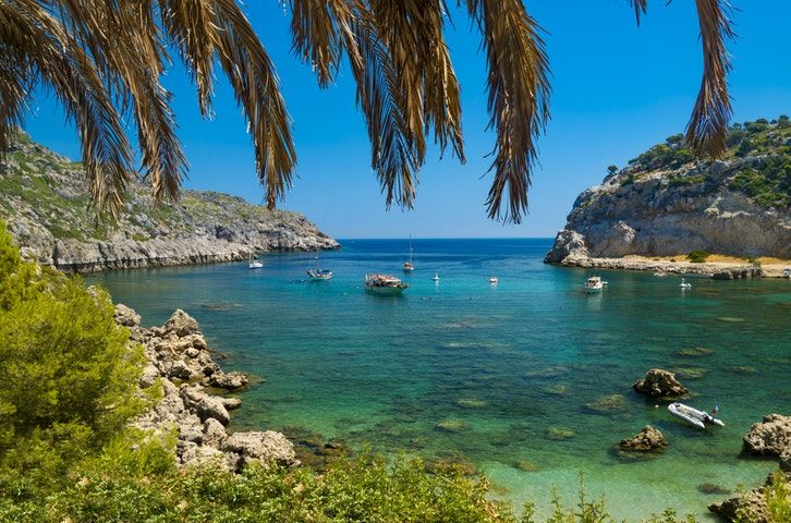 Explore the capital of Dodecanese, Rhodes   Greece islands, All inclusive  trips, Trip