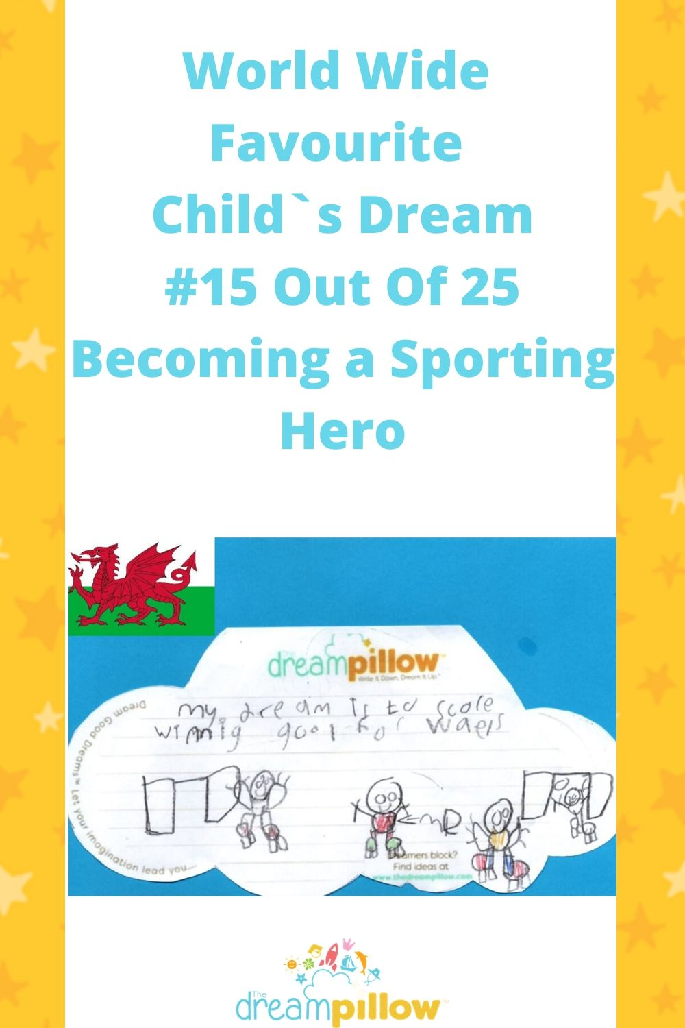 Pin on World Wide Dream Survey Number 25 to Number 1